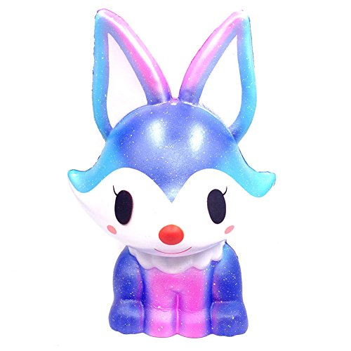 Galaxy Squishies Jumbo Slow Rising Toy Squishy Cream ...