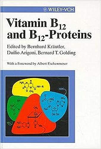 Vitamin B12 and B12-Proteins: Amazon.es: Kraeutler, Bernhard ...