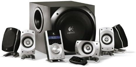 Logitech Z-1000 Digital 1000.100 Channel 100001000 W Speaker Set 1000.100 Channel 100001000 W 1001001000  dB 10088 W 310010 W 10.10 kg