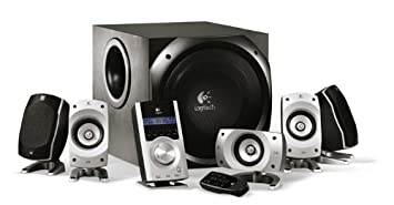 4613261408e Logitech Z5500 Digital PC Multimedia Home Theatre Speaker System - 505 Watt  (Total)