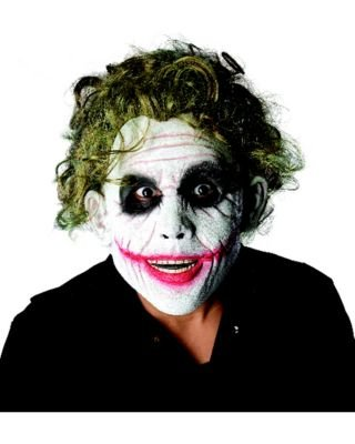 Batman The Dark Knight Joker Wig, Blonde, One -