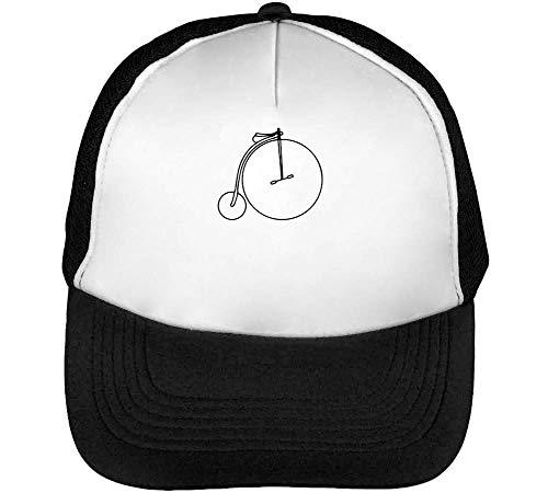 Gorras Hombre Blanco Beisbol Snapback Farthing Logo Negro 5gwxEqpUv