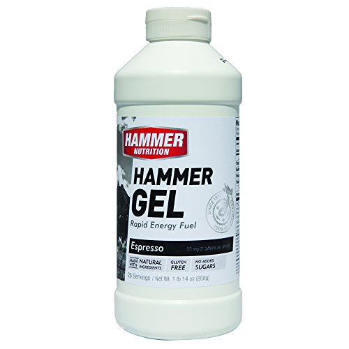 Hammer Gel Jug for 26-Serving, Espresso