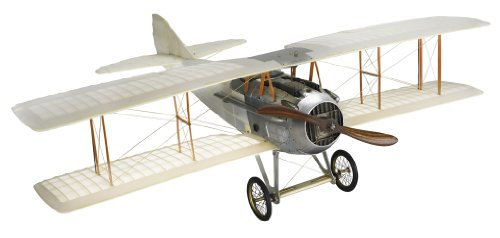 Authentic Models, Spad XIII, Vintage Airplane Model – Transparent