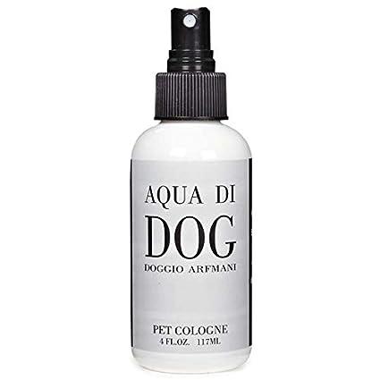 Colonia de diseño para mascotas Colonia Aqua ZX144 72 Aqua Didi, 4 oz
