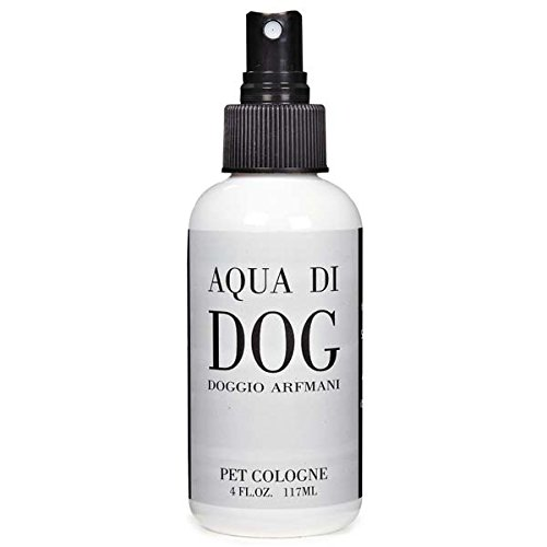 Designer Cologne-Aqua ZX144 72 Aqua Di Pet Dog Cologne, 4 oz