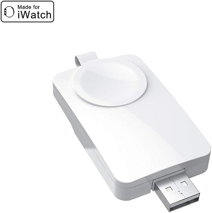 24 opinioni per Amatage Watch Caricabatterie Portatile,Magnetico Wireless USB Watch