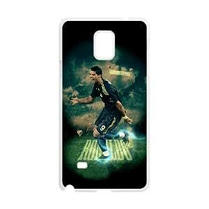Samsung Galaxy Note 4 Custom Cell PhoneCase Cristiano Ronaldo Case Cover WSFF33928