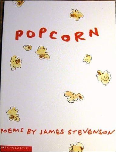 Download full books pdf Popcorn by James Stevenson CHM
