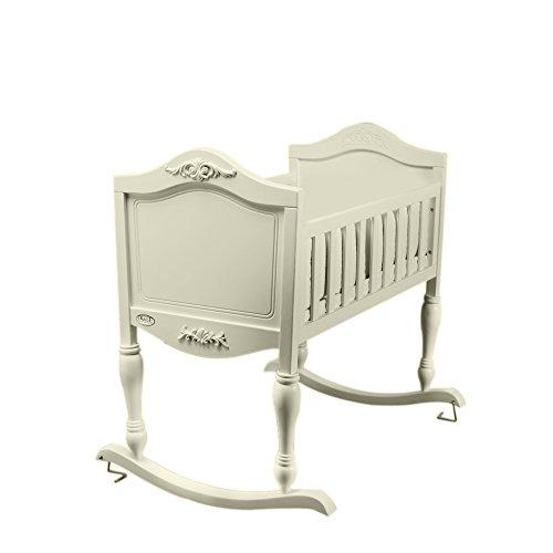 40 in. Wooden Toddler Cradle