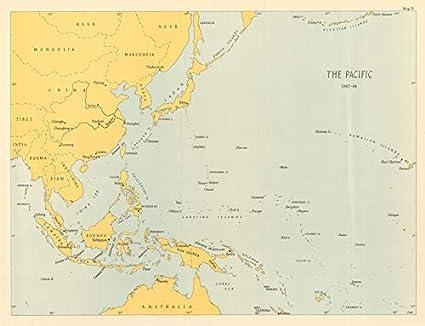 Amazon.com: Pacific Ocean Theatre 1943/44. World War 2-1961 ...