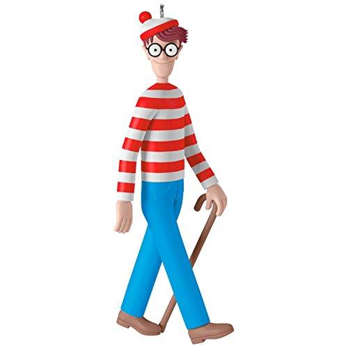 Hallmark Keepsake 2017 Where's Waldo? Christmas - Coast In Treasure Mall Stores