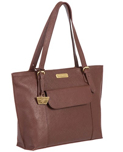 Leather W11 Tote Portobello Penelope Handbag Shopper Colour RRP 5 Brown Bag Saffiano Options 99 Auburn Textured qRdqIwF