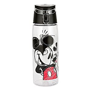 Amazon Com Zak Designs Tritan Water Bottle With Flip Top