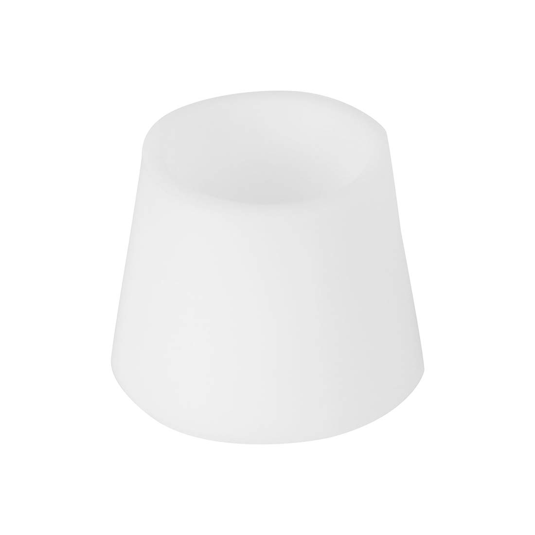 uxcell Leg Caps Tip Cup Feet Cover 20mm 3/4'' Inner Dia for Chair Rubber