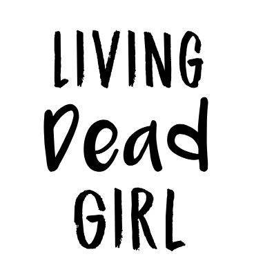 Living Dead Girl Rob Zombie Horror Vinyl Decal Bumper Computer Sticker Cling Scary Halloween]()