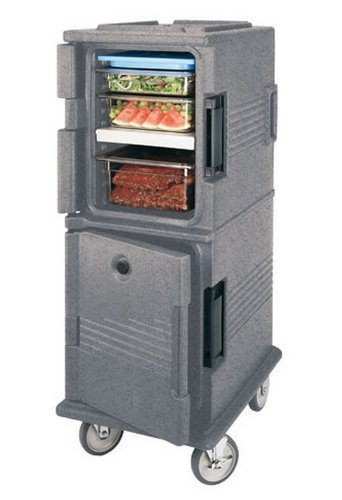 Cambro (UPC800191) Front-Load Food Pan Hold & Transport Cart - Ultra ()