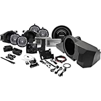 Rockford Fosgate Polaris Razor RZR-STAGE5 Kit - Upgraded PMX-3 Head Unit