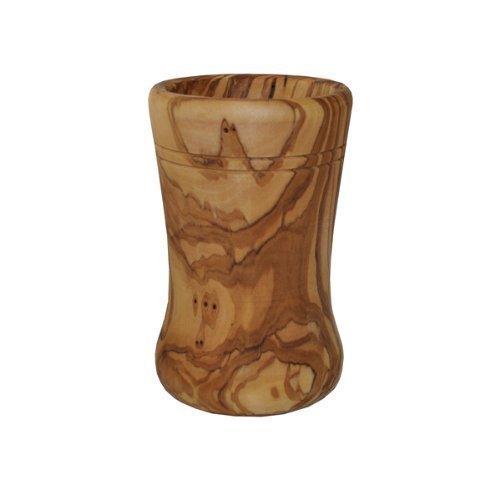 Naturally Med Olive Wood Utensil Pot/Holder