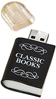 Image result for classic books flash drive