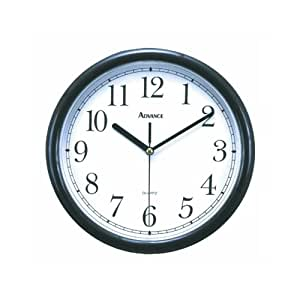"ADVANCE CLOCK CO. 10"" Wall Clock"