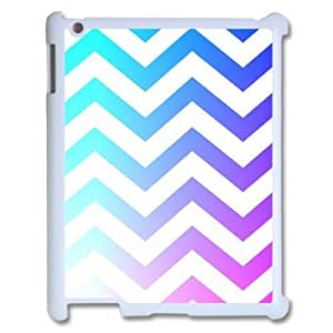 Chevron Stripes Original New Print DIY Phone Case for Ipad2,3,4,personalized case cover ygtg624760