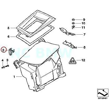 Amazon Com Bmw Genuine Head Up Display Height Adjustment Automotive