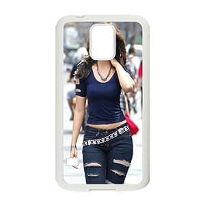 Ileana Dcruz Celebrity5 Samsung Galaxy S5 Cell Phone Case White TPU Phone Case SV_291859