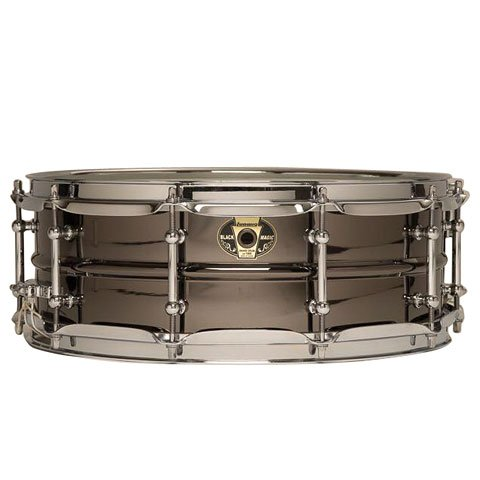 Ludwig Black Magic Snare Drum - 5.5'' x 14''