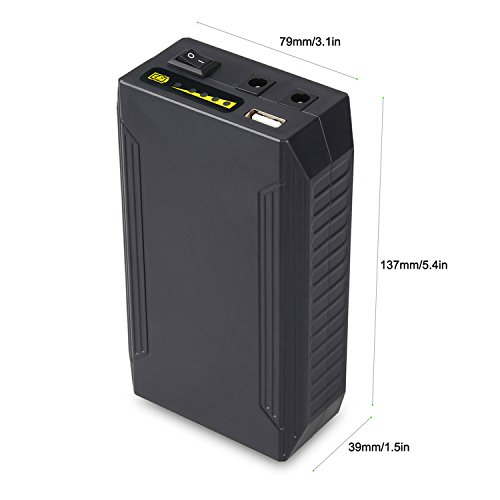 Talentcell Rechargeable 72w 100wh 12v 8300mah 9v 11000mah