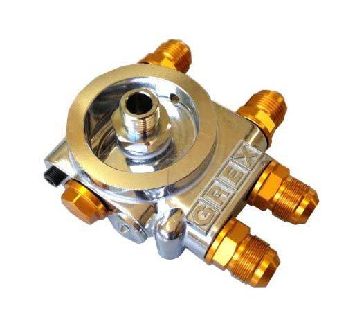 Oil Filter Cooler - 6