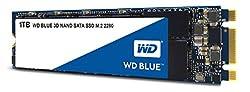 Wd Blue 3d Nand 1tb Pc Ssd - Sata Iii 6 Gbs M.2 2280 Solid State Drive - Wds100t2b0b