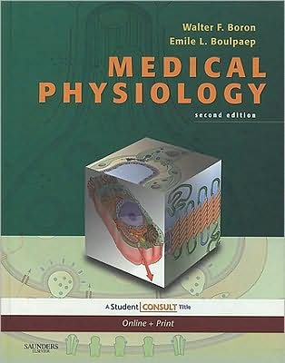 Best Medical Physiology (text only) 2nd(Second) edition by W. F. Boron MD PhD,E. L. Boulpaep MD TXT