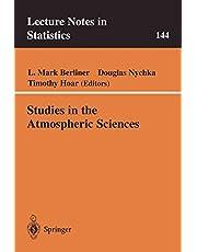 Studies in the Atmospheric Sciences (Volume 144)