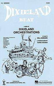 Dixieland Beat No. 1 - Piano