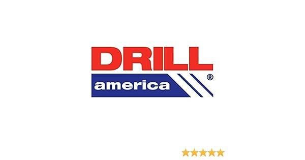 DWDMM7.25 Pack of 12 7.25mm HSS Jobber Length Drill Bit
