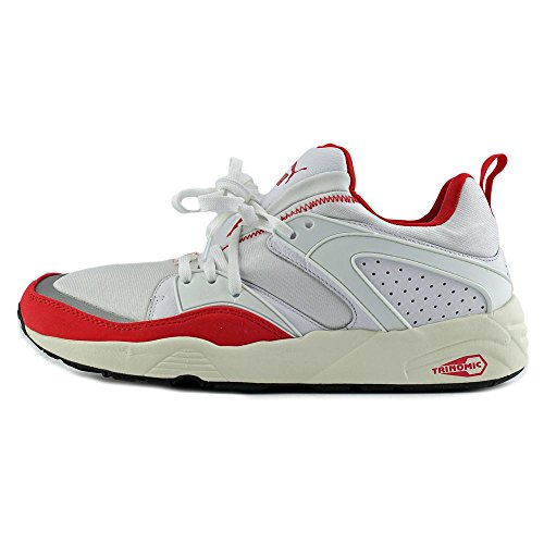 Puma Mannen Blaze Of Glory Primary Pack (wit / Rood)