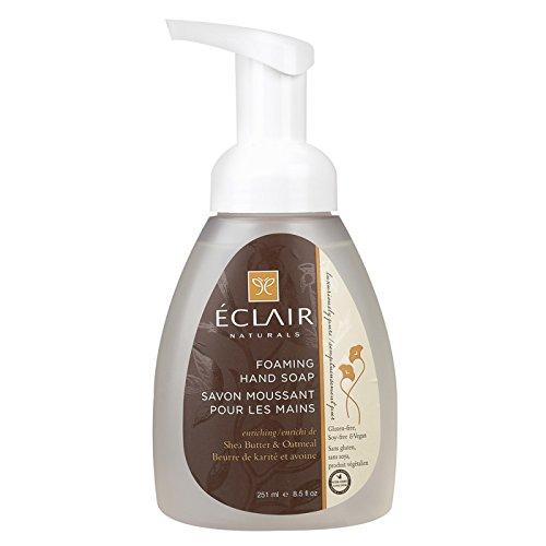 Eclair Naturals Hand Soap, Foam, Shea&Oatm