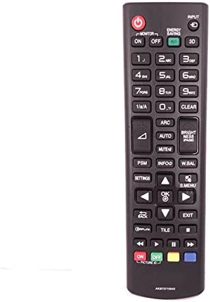 Mando a Distancia Universal de Repuesto para televisor LG LCD ...