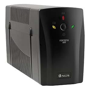 NGS Fortress 600 - Sistema de alimentación continua