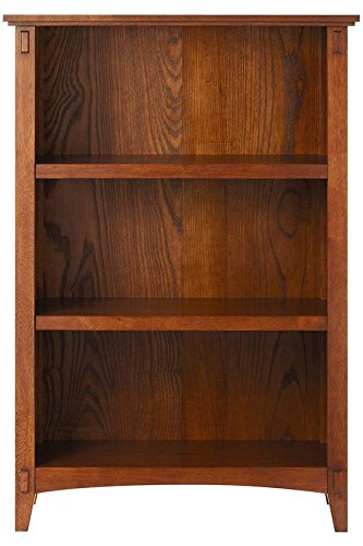 Artisan 3 shelf Bookcase, 45.75