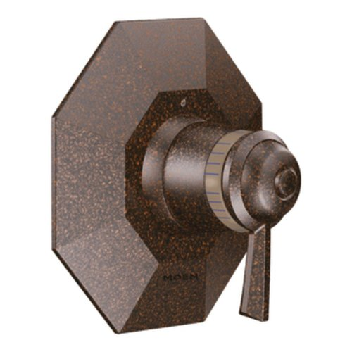 Moen TS3410ORB Felicity Exacttemp Tub/Shower Valve Only Faucet, Oil Rubbed Bronze (Shower Exacttemp Moen Felicity)