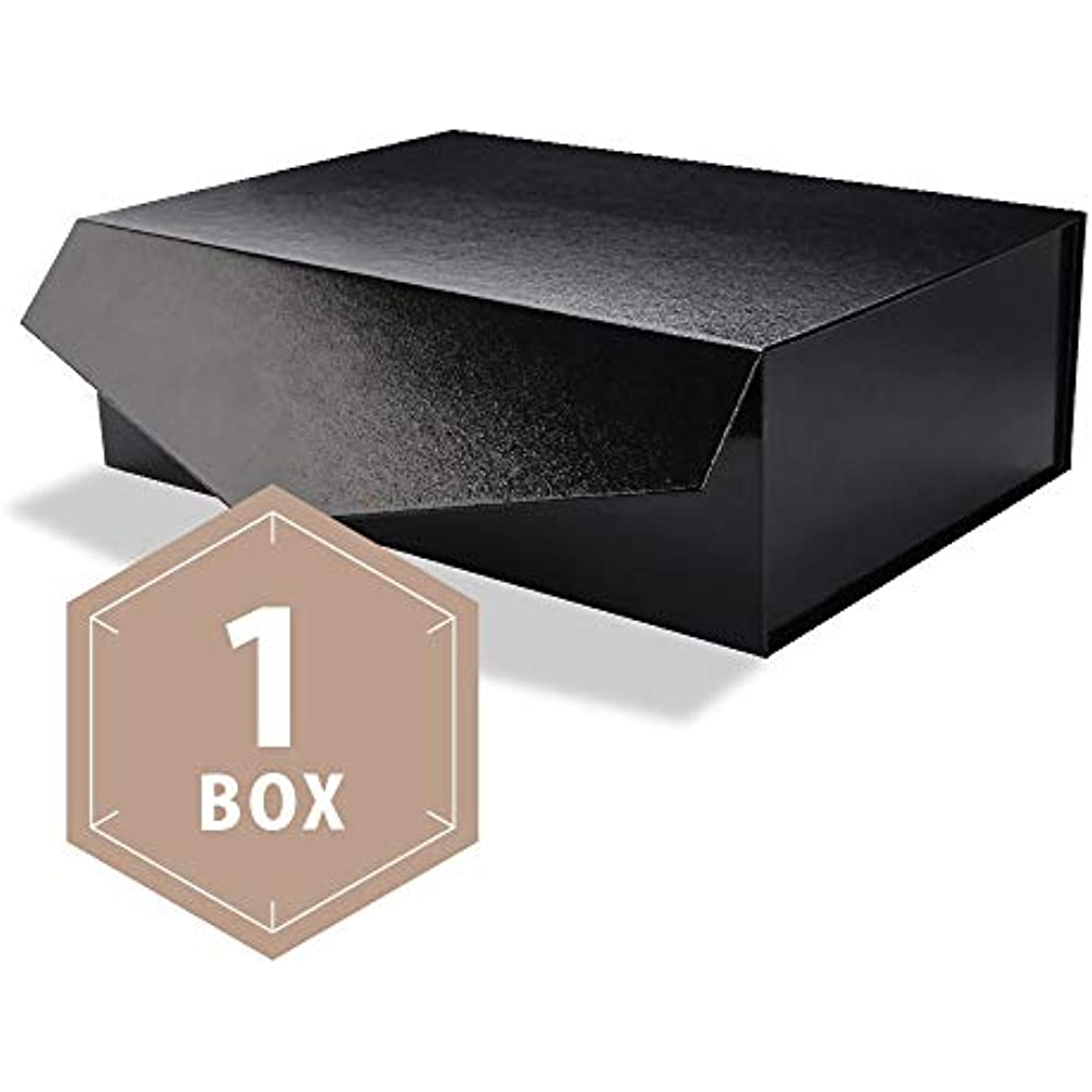 Details About Gift Boxes Large 14x9 5x4 5 Inches Sturdy Reusable Decorative Storage Magnetic