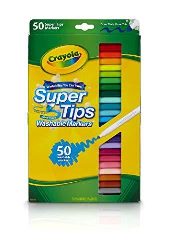 Crayola Super Tips Markers