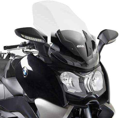 Parabrisas parabrisas D5106ST compatible con BMW C 650 GT 2012 2019 GIVI