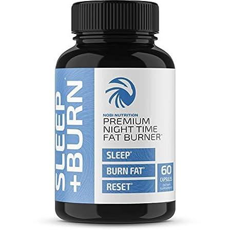 Health Shopping Nobi Nutrition Night Time Fat Burner, Sleep Aid an Appetite Suppressant – Stimulant-Free