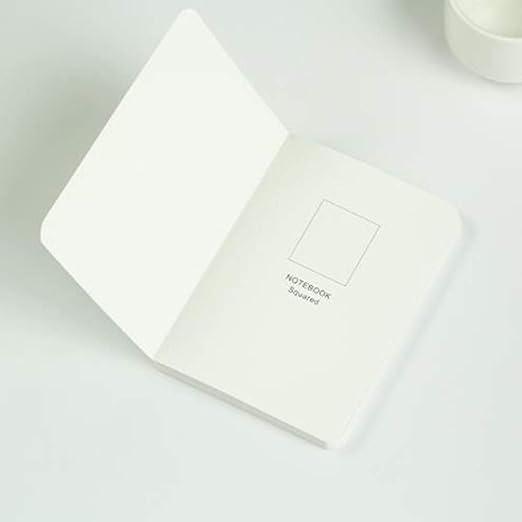 Amazon.com: Funda de piel sintética para cuaderno rellenable ...