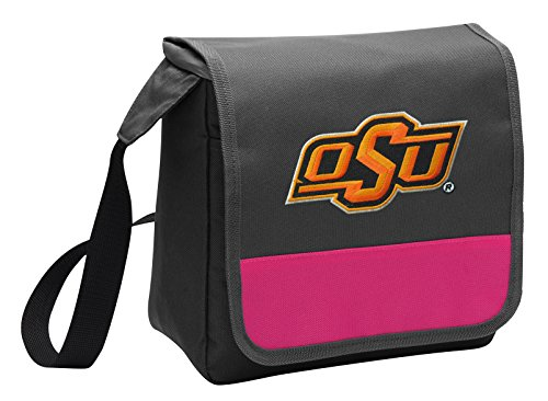 Cute OSU Cowboys Lunch Bag Ladies or Girls Oklahoma State Lunch Cooler Bags