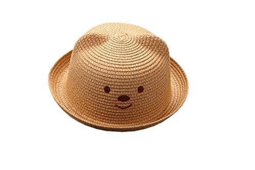 Chapeau Animal De Unisexe Enfant Hat Motif Kaki Mignon soleil Paille Acvip Bob Voyage qFwEHT0pT
