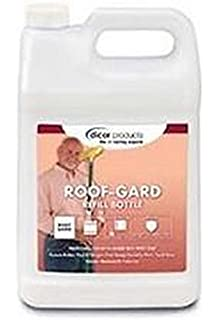 Elegant RV Trailer DICOR CORP Roof Gard Rubber Roof Protectant